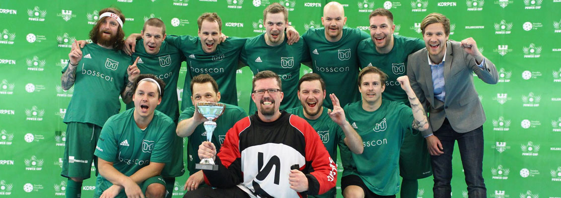 Sweden Floorball Cup - Resultat 2017